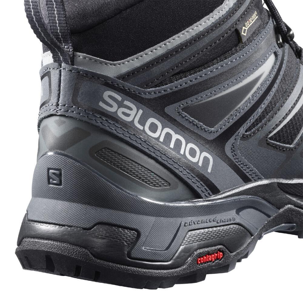 Salomon X Ultra 3 Mid GTX férfi túracipő - Túracipő - Tengerszem ... 8c0003192c