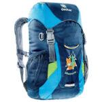 Deuter Waldfuchs gyerek hátizsák midnight-turquoise