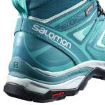 Salomon X Ultra 3 Mid GTX női túracipő