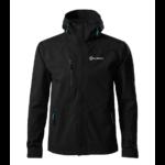Sandstone Nano férfi softshell kabát - black
