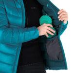 Zajo Valbella W Jacket női pehelykabát