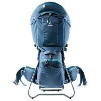 Tágas és sokoldalúan felhasználható tárolási lehetőség - 2 elasztikus oldalzseb, 1 nagyméretű elasztikus zseb a hátán