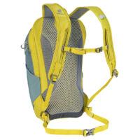 fokozatmentesen állítható magasságú mellheveder - stabilizálja a zsákot vállunkon