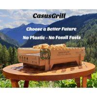 CasusGrill környezetbarát grillsütő