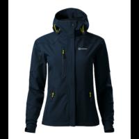 Sandstone Nano női softshell kabát - navy