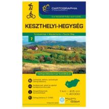 Cartographia Keszthelyi-hegység