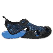 Crocs M Swiftwater Graphic Sandal férfi szandál
