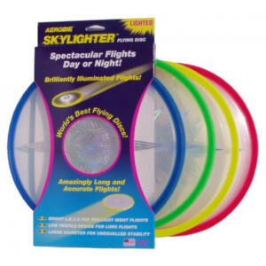 Aerobie Skylighter Flying Disc frizbi