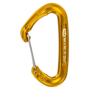 Climbing Technology Fly-Weight Evo drótnyelvű karabiner