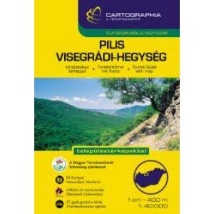 Cartographia Pilis és Visegrádi-hegység kalauz