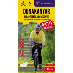 Cartographia Dunakanyar - Aktív térkép