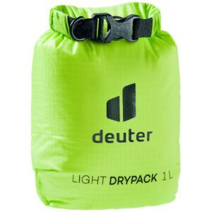 Deuter Light Drypack 1 Liter vízálló tárolózsák - citrus