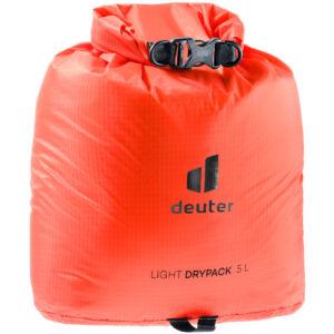 Deuter Light Drypack 5 Liter vízálló tárolózsák - papaya