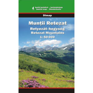 Dimap Retyezát-hegység
