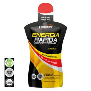 EthicSport Energia Rapida Lemon energia gél