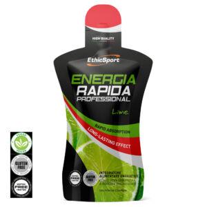 EthicSport Energia Rapida Lime energia gél