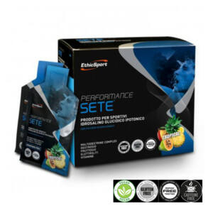 EthicSport Performance Sete Tropical hipotóniás italpor