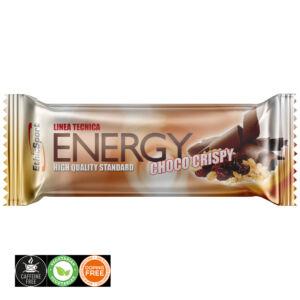 EthicSport Tecnica Energy Choco Crispy energiaszelet