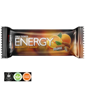 EthicSport Tecnica Energy Orange energiaszelet