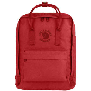 Fjallraven Re-Kanken red városi hátizsák