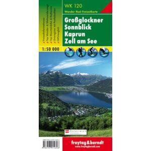 Freytag & Berndt Grossglockner turistatérkép