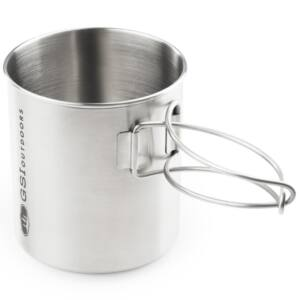 GSI Outdoors Glacier Stainless Bottle Cup 710 ml bögre