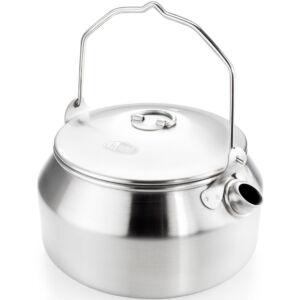 GSI Outdoors Glacier Stainless Tea Kettle 1 Liter teáskanna