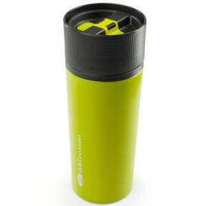GSI Outdoors Glacier Stainless Commuter Mug 500 ml termobögre - green