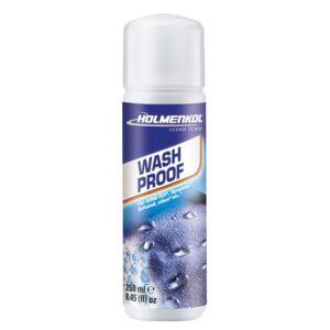 Holmenkol Wash Proof 250 ml bemosó impregnálószer ruházathoz