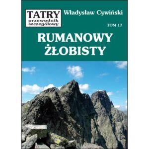 Wladyslaw Cywinski, Tátra - Részletes Kalauz - Ruman-csúcs, Márta-csúcs