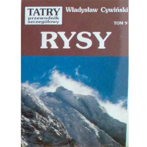 Wladyslaw Cywinski, Tátra - Részletes Kalauz - Tengerszem-csúcs