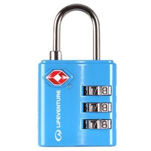 Lifeventure TSA Combination Lock számzáras lakat