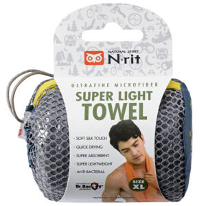 N-rit Super Light Towel XL törölköző