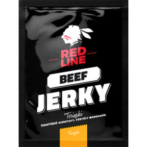 Redline Beef Jerky Teriyaki 25 g