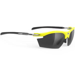 Rudy Project Rydon sportszemüveg - yellow fluo/smoke