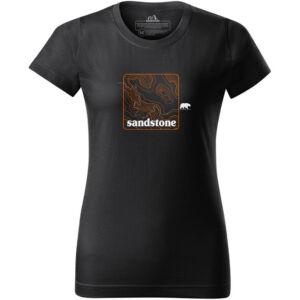 Sandstone W's Bear Path T-Shirt női póló