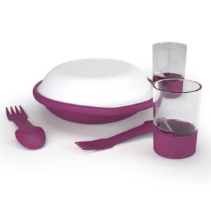 Silva Dine Duo Kit purple
