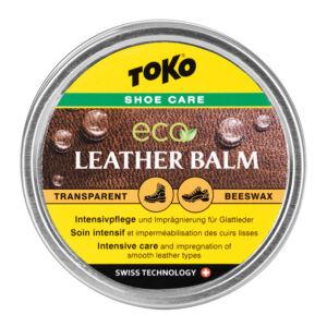 Toko Eco Leather Balm 50 g cipőápoló wax