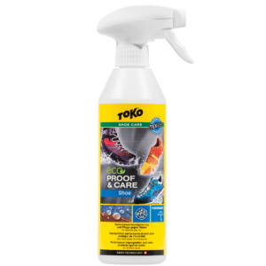 Toko Eco Proof  &  Care Shoe 500 ml impregnáló- és ápolószer