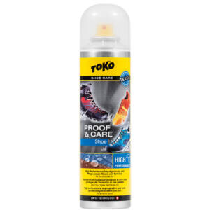 Toko Proof  &  Care Shoe 250 ml impregnáló- és ápolószer