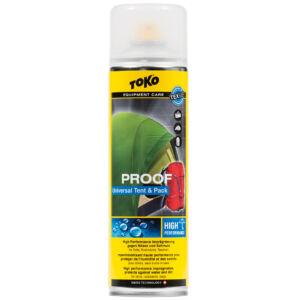 Toko Tent  &  Pack Proof 500 ml impregnáló