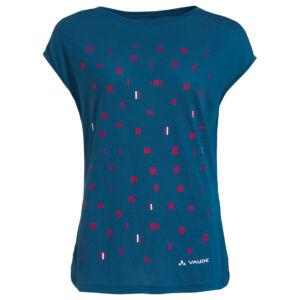 Vaude Tekoa W's Shirt női technikai póló - kingfisher uni