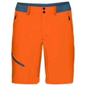 Vaude Scopi LW Shorts II férif  rövidnadrág - tangerine