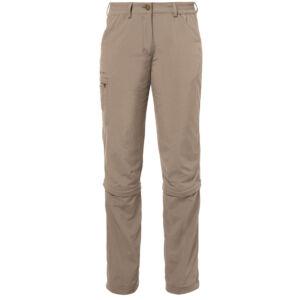 Vaude Farley ZipOff Capri W's Pants női túranadrág