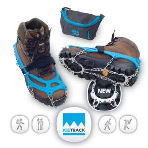 Veriga Ice Track csúszásgátló túrázáshoz