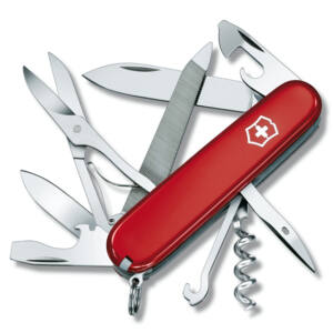 Victorinox Mountaineer red zsebkés