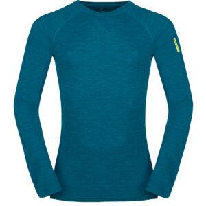Zajo Bergen Merino T-Shirt LS férfi gyapjú aláöltözet felső