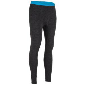 Zajo Bjorn Merino Pants gyapjú aláöltözet nadrág - black