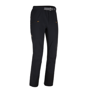 Zajo Air LT Neo Pants férfi softshell túranadrág - black