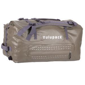 Zulupack Borneo 65 vízálló táska - warm grey